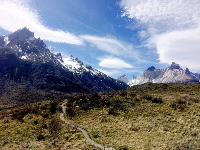 パタゴニア徒歩1000km