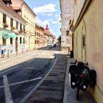 ヨーロッパ自転車の旅