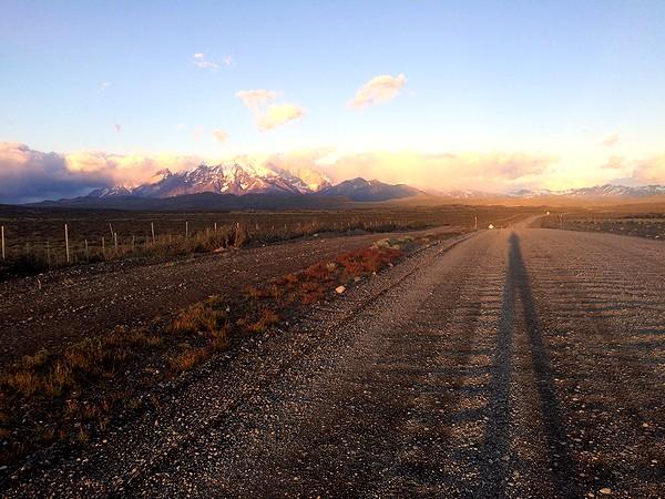 パタゴニアを最南端まで歩く