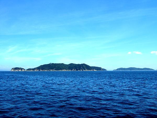 紀伊水道 友ヶ島