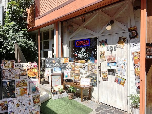 中崎町 カレーカフェ