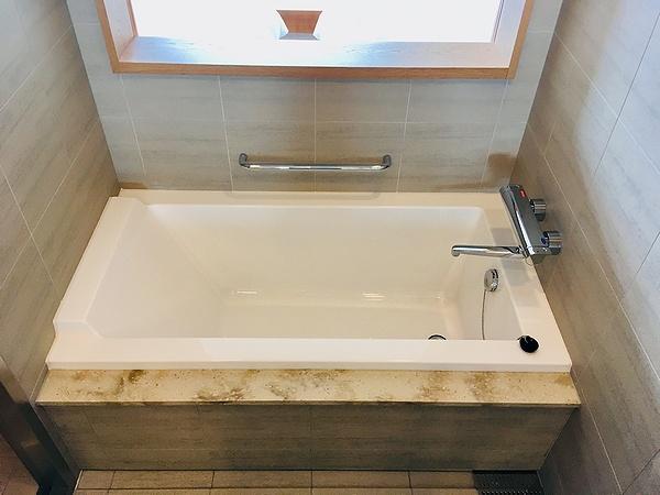 ホテルシーモア バスルーム