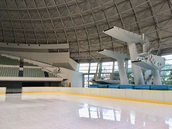 アイススケート場 サブリンク